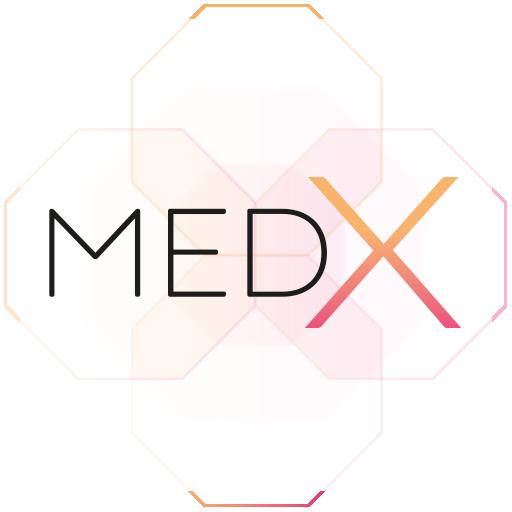 Favicon Logo MedX