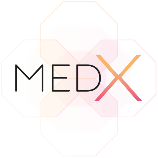 Icon Logo MedX