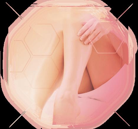 Behandlungsbereich Beine