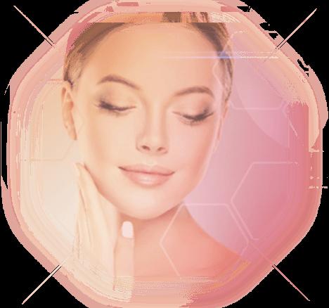 Behandlungsbereich Gesicht
