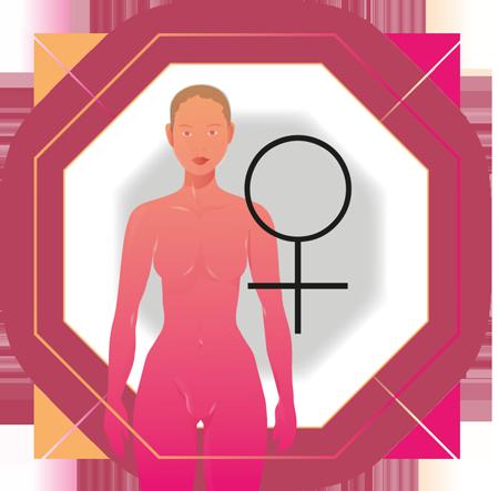 Icon Frau