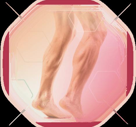 Behandlung Beine