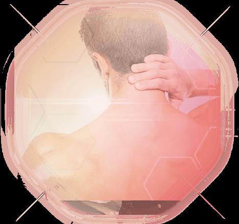 Behandlungsbereich Hals und Nacken
