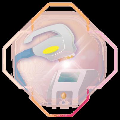 SHR-Laser Illustration