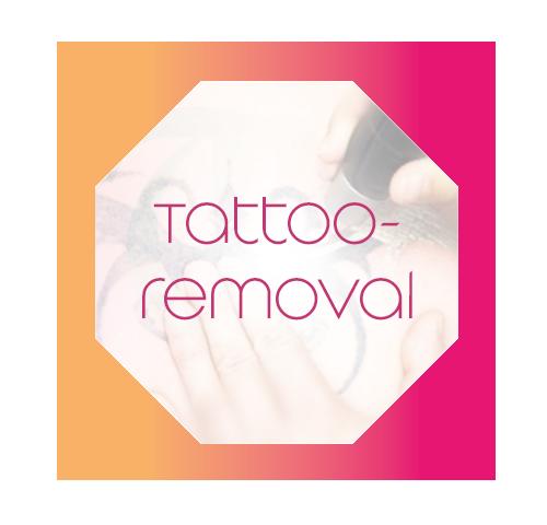 Tattooentfernung Button Service Verweis